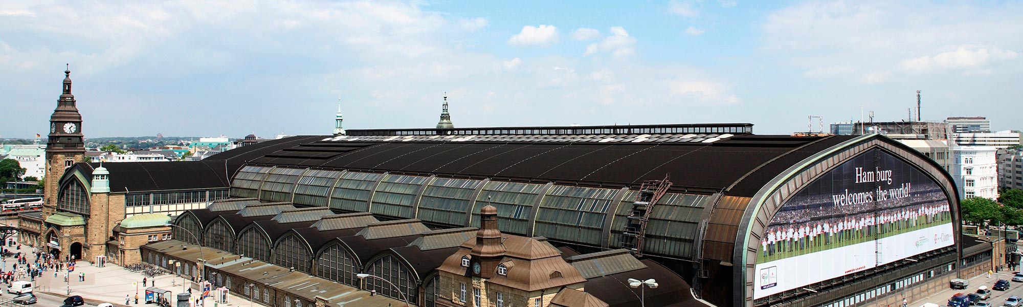 RESITRIX® CL Hamburg Central Station