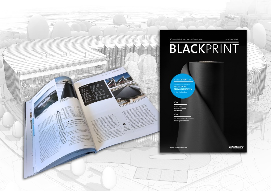 Blackprint Resitrix
